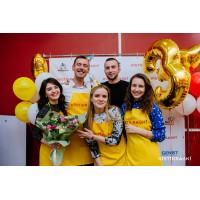 """День рождения наших любимых партнеров,  Арт-проекта """"КистиКраски"""""""