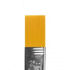 5222 Кисть-флейц плоская из волоса синтетики