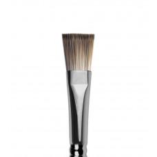 Ktf14 Кисть плоская из синтетики имитирующей волос мангуста
