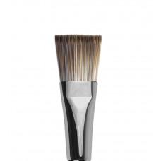 Ktf20 Кисть плоская из синтетики имитирующей волос мангуста